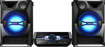 Sony - 2200W Bookshelf Stereo System - Black