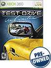 Test Drive Unlimited — PRE-OWNED - Xbox 360