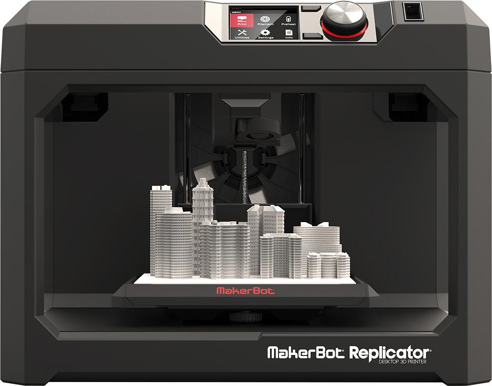 MakerBot - Replicator 5th-Generation Desktop 3D Printer - Multi