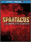 Spartacus: The Complete Collection (Blu-ray Disc) (Boxed Set)
