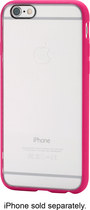 Griffin Technology - Reveal Hard Shell Case for Apple® iPhone® 6 - Hot Pink