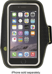 Griffin Technology - Trainer Armband for Apple® iPhone® 6 - Black