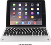 Clamcase - Pro Keyboard Case For Apple Ipad Air 2 - Silver/white