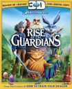 Rise Of The Guardians [3 Discs] [includes Digital Copy] [ultraviolet] [3d] [blu-ray/dvd] 8103043