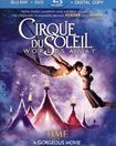 Cirque Du Soleil: Worlds Away [2 Discs] [blu-ray/dvd] 8103104