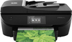 HP - Officejet 5740 Network-Ready Wireless e-All-in-One Printer - Black