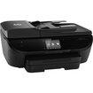 HP - ENVY 7640 Network-Ready Wireless e-All-in-One Printer - Black