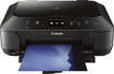 Canon - PIXMA MG6620 Wireless Inkjet Photo All-In-One Printer - Black