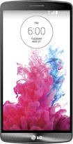T-Mobile Prepaid - LG G3 4G No-Contract Cell Phone - Metallic Black