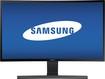 "Samsung - 23.6"" Curved HD Monitor - Glossy Black"