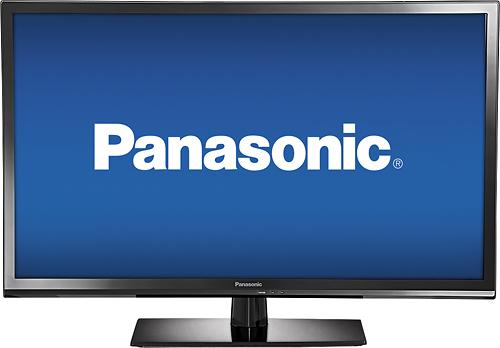 "Panasonic - VIERA - 32"" Class (31-1/2"" Diag.) - LED - 720p - 60Hz - HDTV"