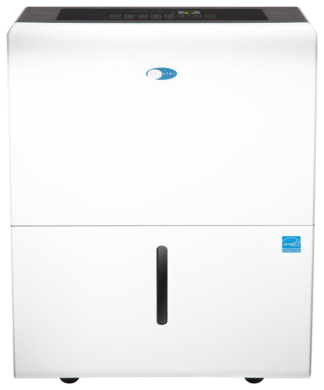 Whynter - Elite D-Series 45-Pint Portable Dehumidifier - White