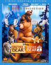 Brother Bear/brother Bear 2 [special Edition] [3 Discs] [blu-ray/dvd] 8130083