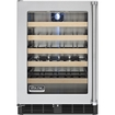 Viking - Professional 5 Series 45-bottle Wine Cooler - Stainless Steel