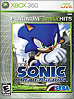 Sonic the Hedgehog Platinum Family Hits - Xbox 360