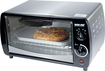 Better Chef - 4-Slice Toaster Oven - Silver Metallic