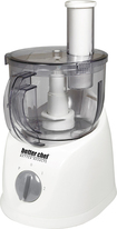 Better Chef - HealthPro 6-Cup Food Processor - White