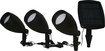 Smart Solar - Apollo Solar-Powered Spotlights (3-Pack)
