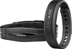Garmin - Vivosmart Activity Tracker with Heart Rate Monitor (Large) - Black