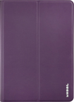 "Modal - Reversible Folio Case for Most Tablets Up to 10"" - Purple/Mint"
