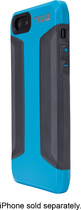 Thule - Atmos X3 Case for Apple® iPhone® 5 and 5s - Blue/Dark Shadow