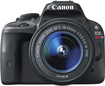 Canon - EOS Rebel SL1 DSLR Camera with 18-55mm IS STM Lens - Black