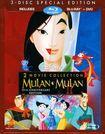 Mulan/mulan Ii [special Edition] [3 Discs] [blu-ray/dvd] 8158051