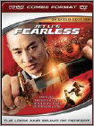Fearless (Unrated) (HD-DVD) (Enhanced Widescreen for 16x9 TV) (Mandarin/Eng) 2006