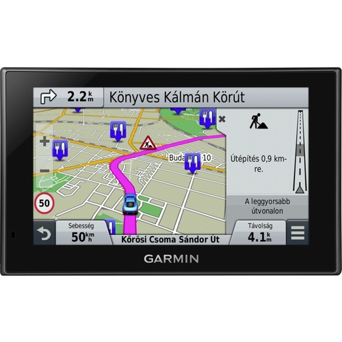 Garmin - nüvi 2689LMT 6 GPS with Built-In Bluetooth, Lifetime Map Updates and Lifetime Traffic Updates - Black