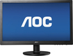 "AOC - 24"" LED HD Monitor - Black"