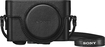 Sony - Premium Jacket Camera Case - Black