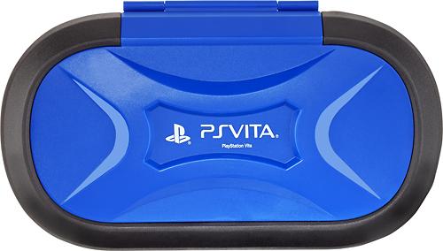 Insignia™ - Vault Case for PlayStation Vita - Blue