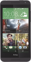 HTC - Desire 610 4G Cell Phone - Gray (AT&T)