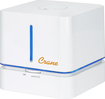 Crane - Cube 0.5 Gal. Ultrasonic Cool Mist Humidifier - White