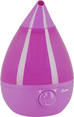 Crane - Drop 1.0 Gal. Ultrasonic Cool Mist Humidifier - Radiant Orchid