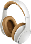 Samsung - LEVEL OVER - Over-the-Ear Wireless Headphones - White