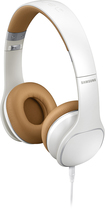 Samsung - LEVEL ON - On-Ear Headphones - White