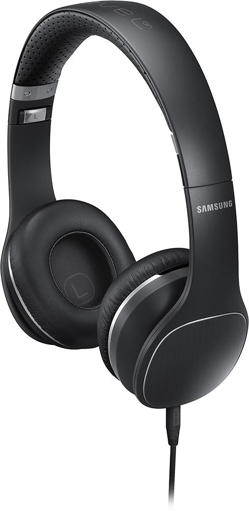 Samsung - LEVEL ON - On-Ear Headphones - Black