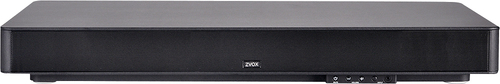 Zvox - SoundBase 570 Soundbar with Built-In Subwoofer - Black