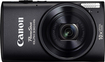 Canon - PowerShot ELPH 330 HS 12.1-Megapixel Digital Camera - Black