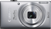 Canon - PowerShot ELPH 115 IS 16.0-Megapixel Digital Camera - Silver
