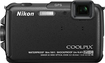 Nikon - Coolpix AW110 16.0-Megapixel Digital Camera - Black