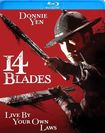14 Blades [blu-ray] 8190125