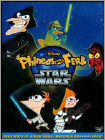 Phineas and Ferb: Star Wars (DVD) (Eng) 2014
