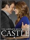 Castle: The Complete Sixth Season [5 Discs] (DVD)