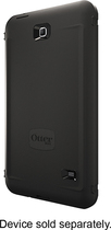 OtterBox - Defender Series Case for Samsung Galaxy Tab 4 8.0 - Black