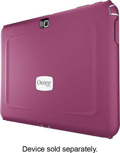 OtterBox - Defender Series Case for Samsung Galaxy Tab 4 10.1 - Papaya