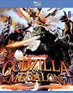 Godzilla Vs. Megalon [blu-ray] 8191458