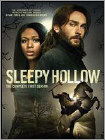 Sleepy Hollow: Season 1 [4 Discs] (Boxed Set) (DVD) (Eng/Spa/Por)