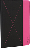"Targus - Universal Case for 7-8"" Tablets - Dernier Black/Pink"